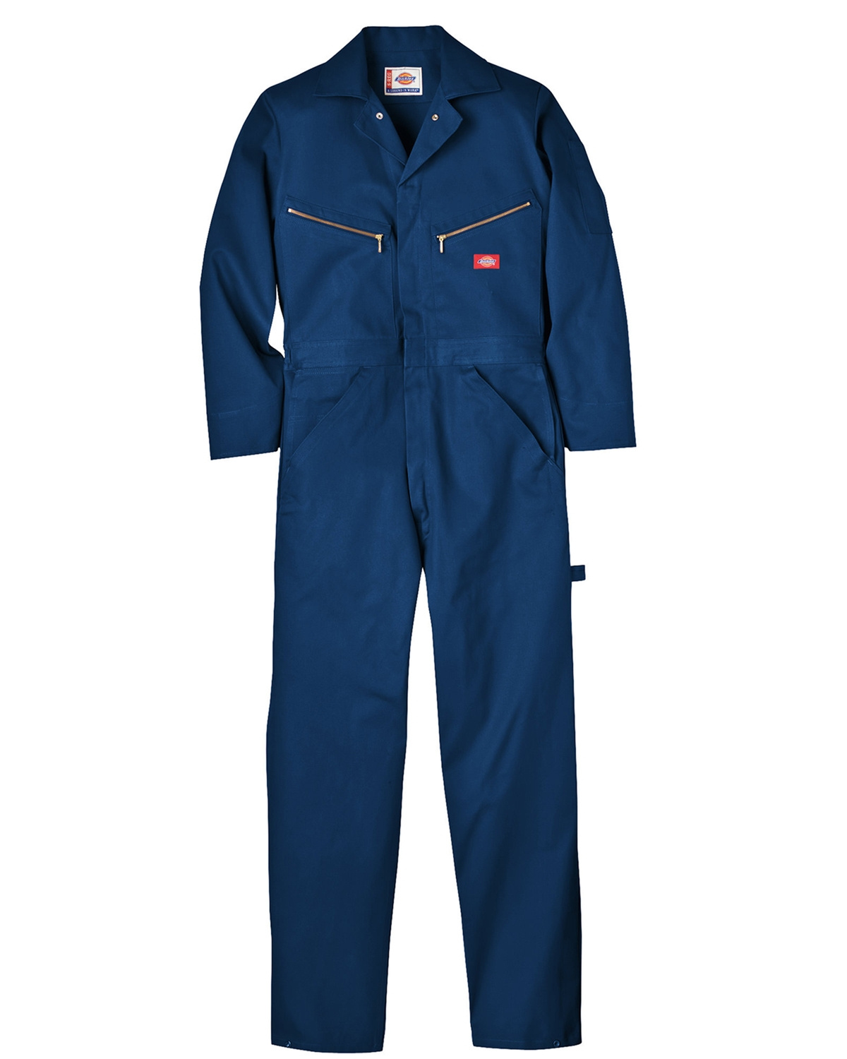 Cotton 8.75 oz. Deluxe Coverall
