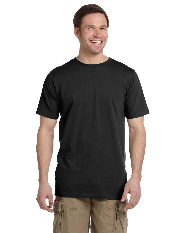 Men's 4.4 oz. Ringspun Organic Fashion T-Shirt
