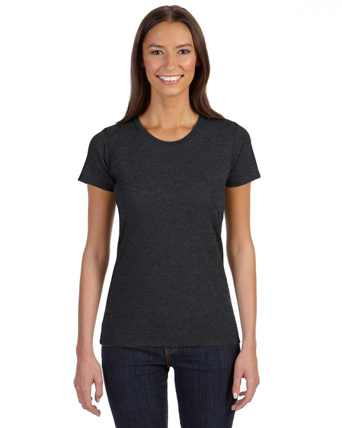 Ladies' 4.25 oz. Blended Eco T-Shirt