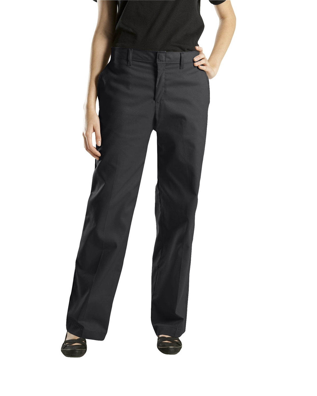 Women's 6.75 oz. Premium Flat Front Pant