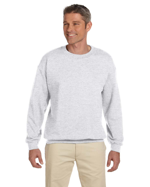 Adult Heavy Blend™ 8 oz. 50/50 Fleece Crew
