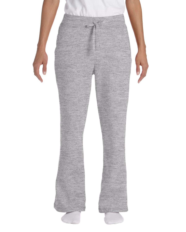 Ladies' Heavy Blend™ 8 oz. 50/50 Open-Bottom Sweatpants