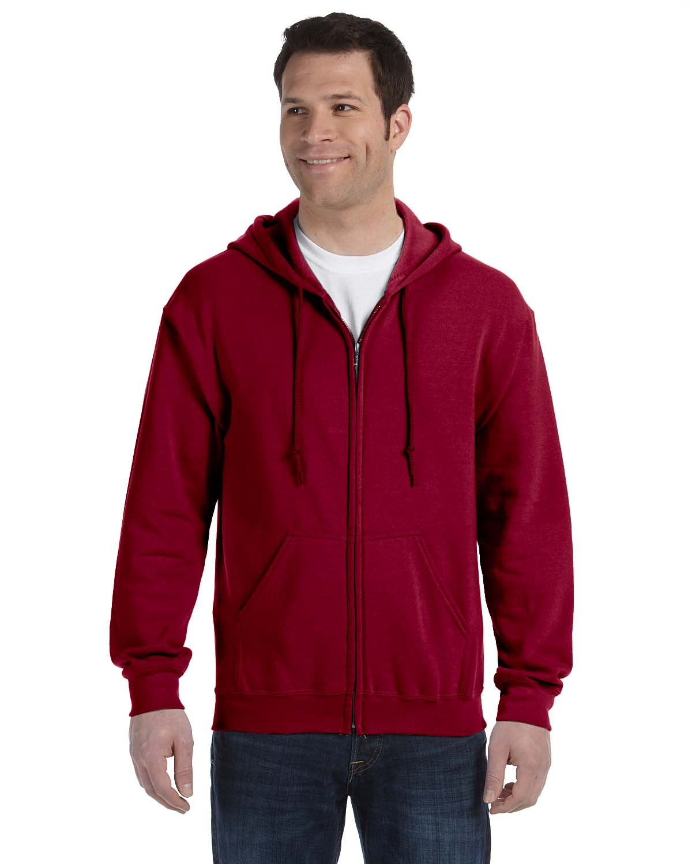 Adult Heavy Blend™ 8 oz. 50/50 Full-Zip Hood