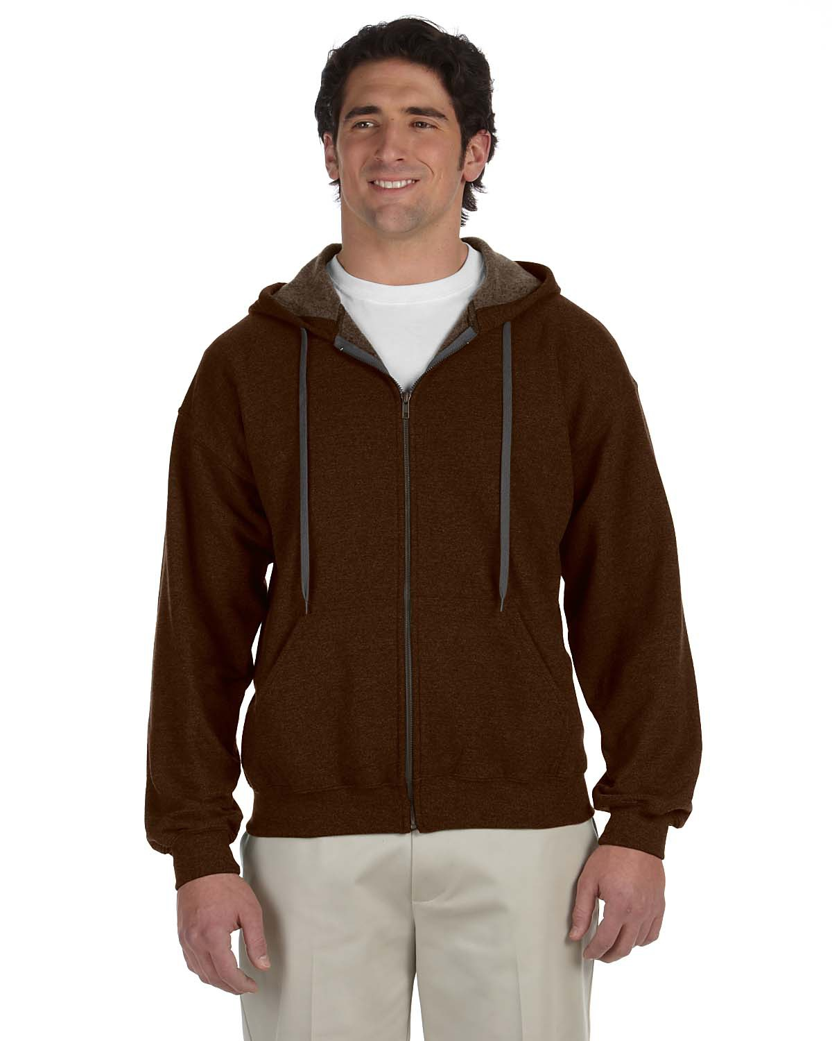 Adult Heavy Blend™ 8 oz. Vintage Full-Zip Hood