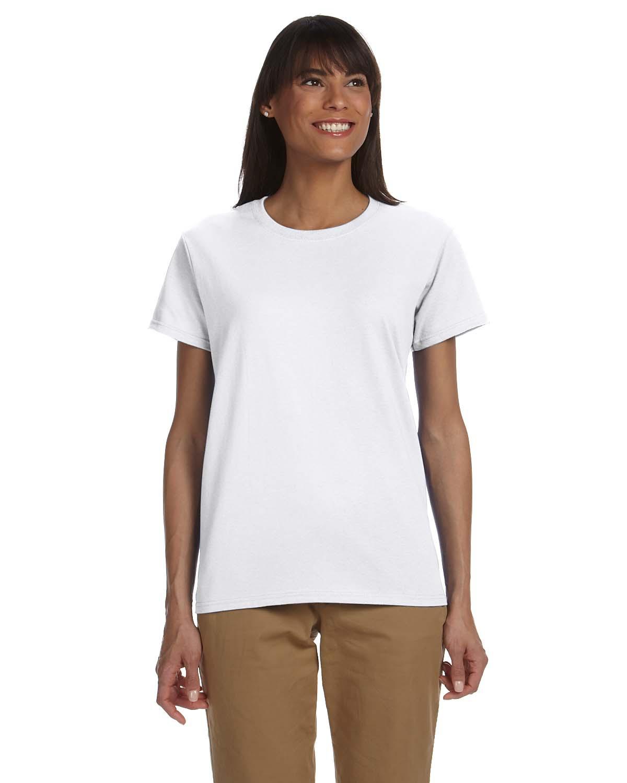 Ladies' Ultra Cotton® 6 oz. T-Shirt