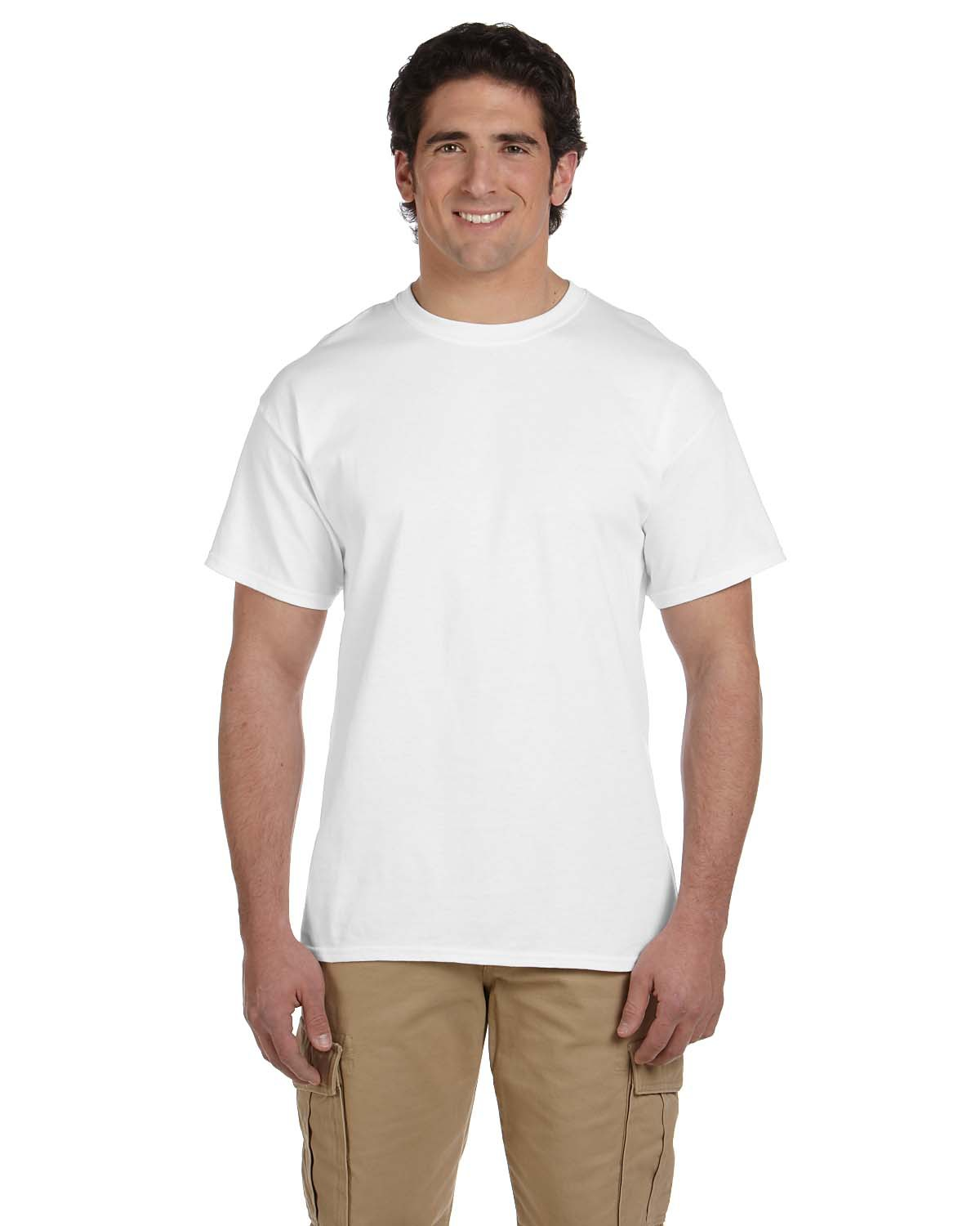 Adult Tall Ultra Cotton® 6 oz. T-Shirt
