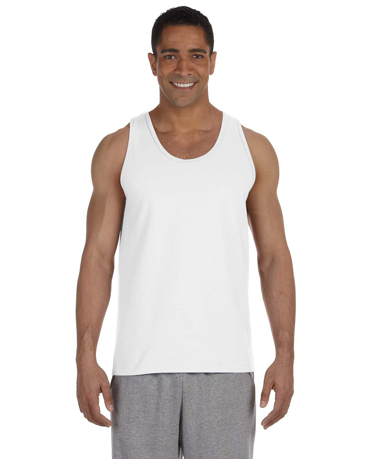 Adult Ultra Cotton® 6 oz. Tank