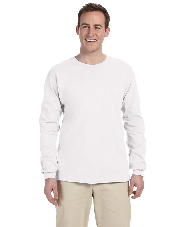 Adult Ultra Cotton® 6 oz. Long-Sleeve T-Shirt