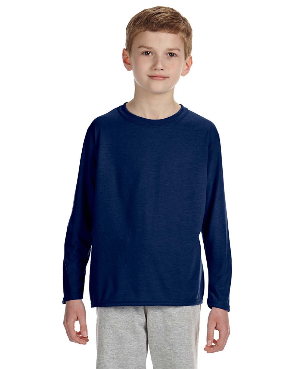 Youth Performance® 5 oz. Long-Sleeve T-Shirt