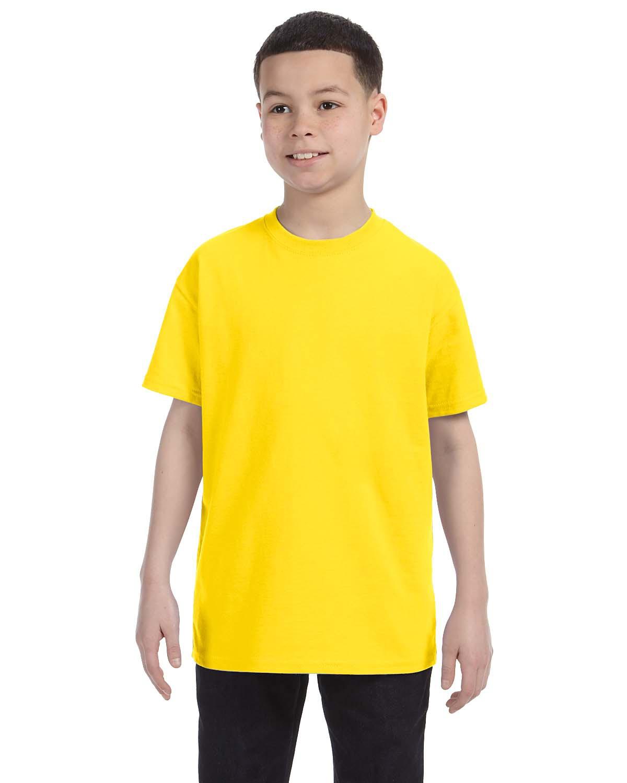 Youth Cotton 5.3 oz. T-Shirt