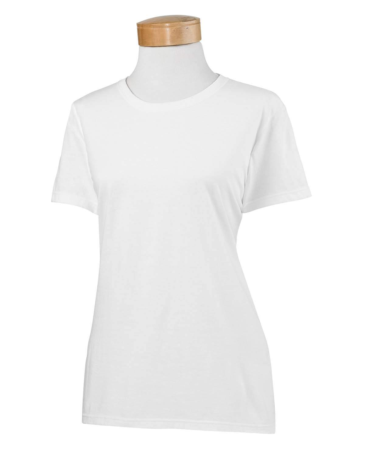 Ladies' Cotton 5.3 oz. Missy Fit T-Shirt