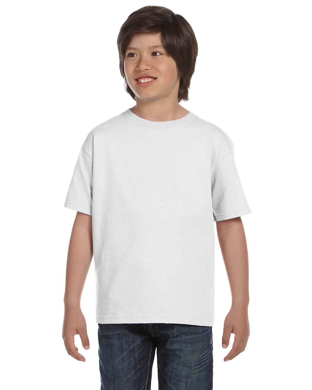 Youth DryBlend® 5.5 oz. 50/50 T-Shirt
