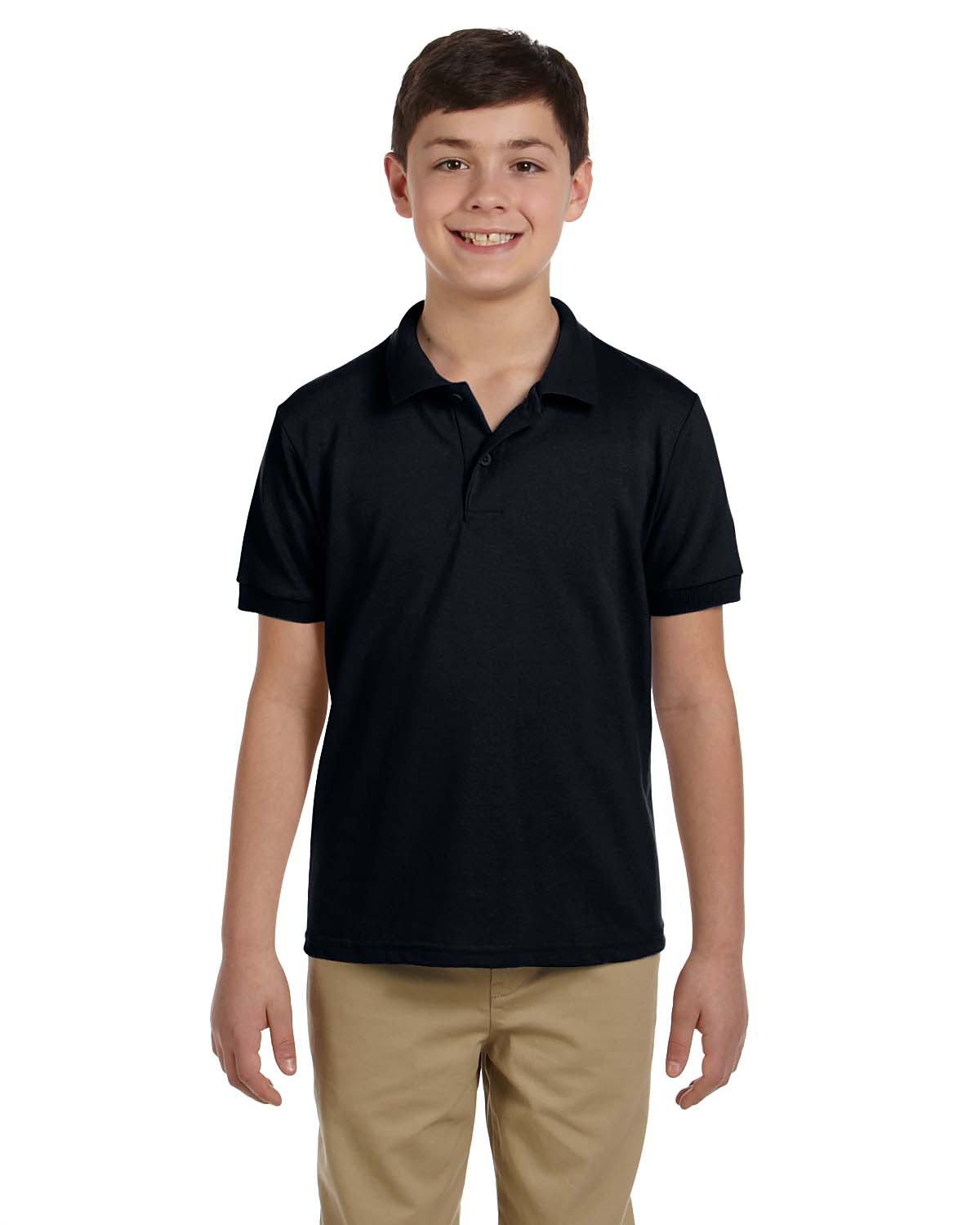 Youth DryBlend® 6.8 oz. Pique Polo