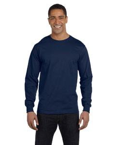 Adult 100% Cotton Lofteez HD Long-Sleeve 6 oz. T-Shirt