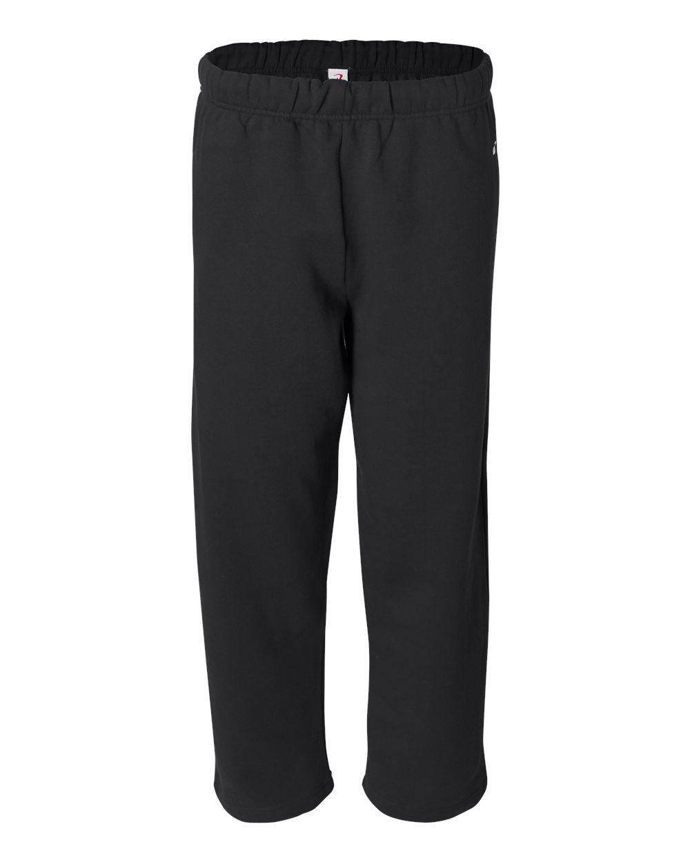 C2 Sport 5577 Open-Bottom Sweatpants