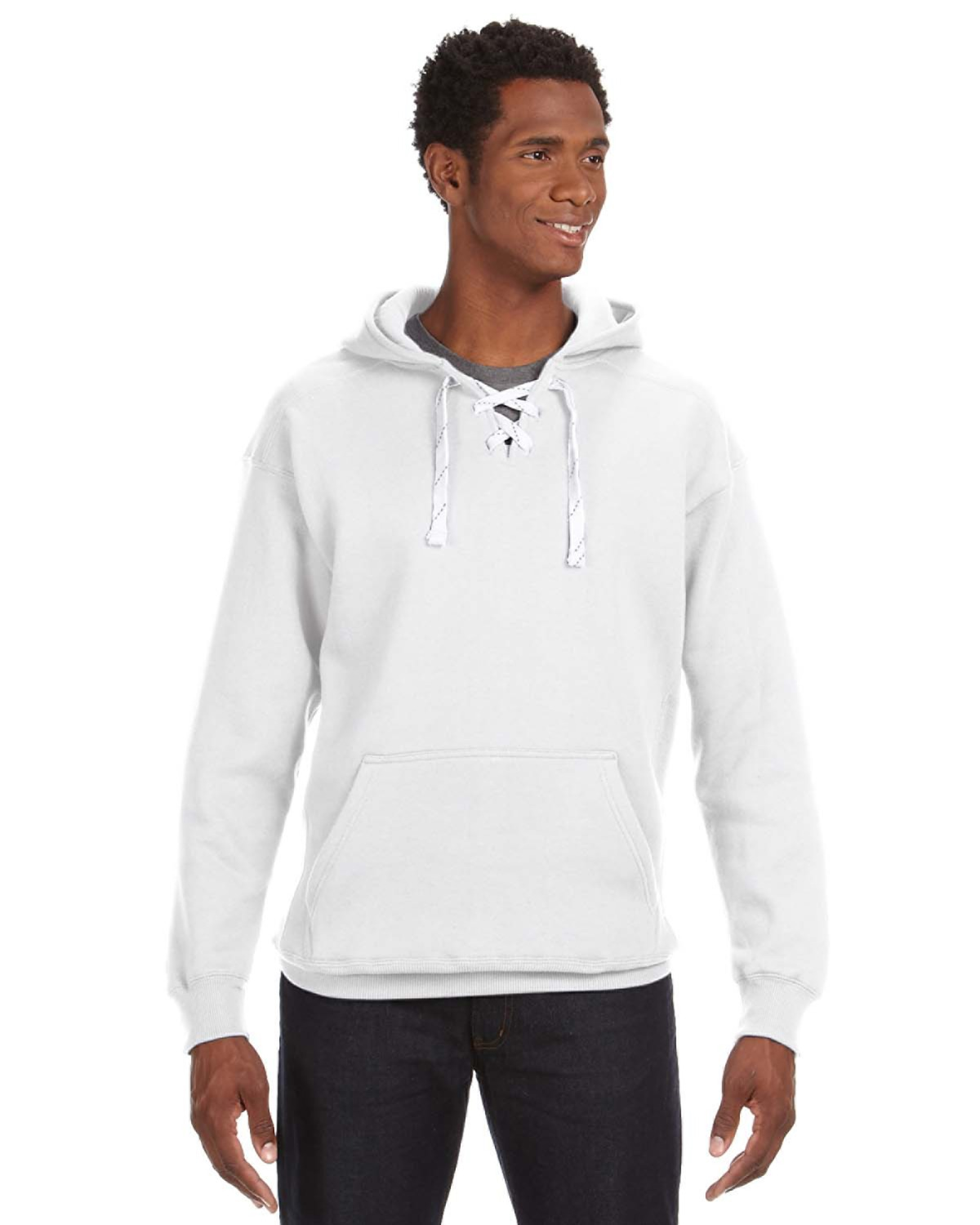 Adult Sport Lace Hood