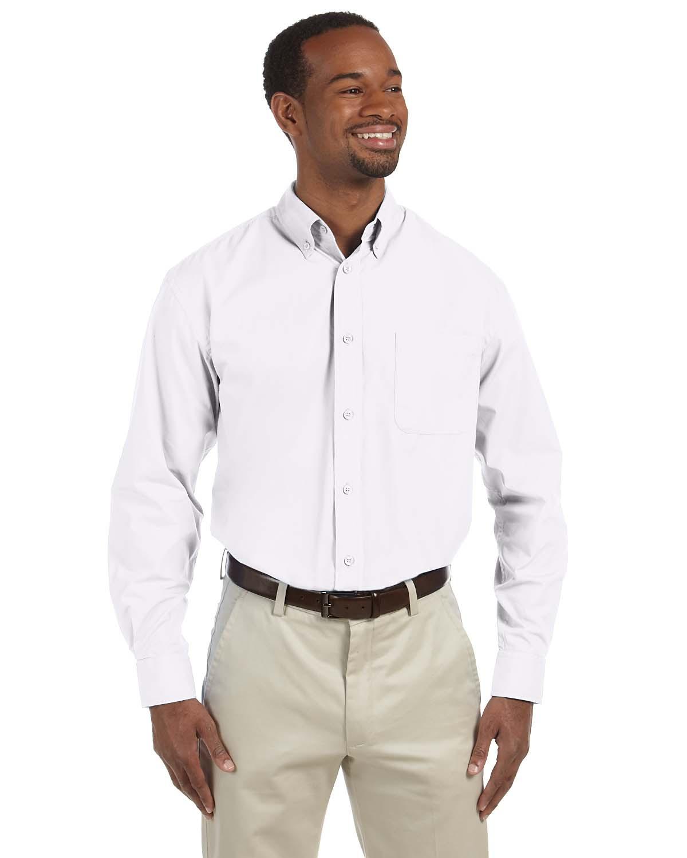 Men's Tall 3.1 oz. Essential Long-Sleeve Poplin
