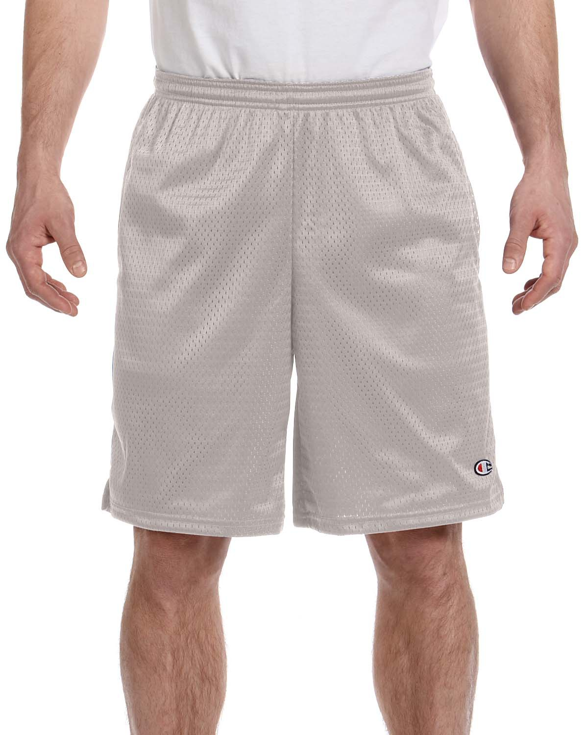 Champion 81622 Adult 3.7 oz. Mesh Short with Pockets