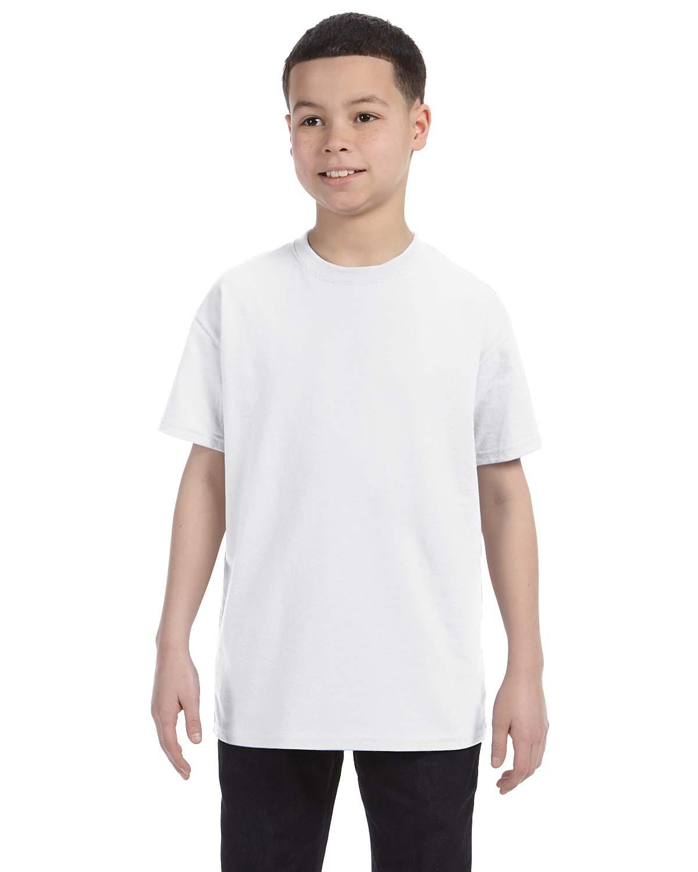 Youth 5.6 oz. DRI-POWER® ACTIVE T-Shirt