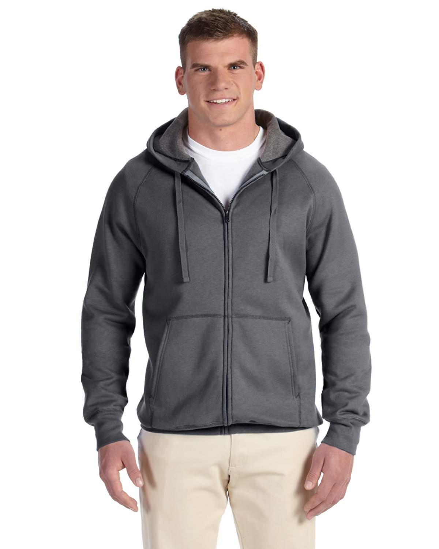 Adult 7.2 oz. Nano Full-Zip Hood