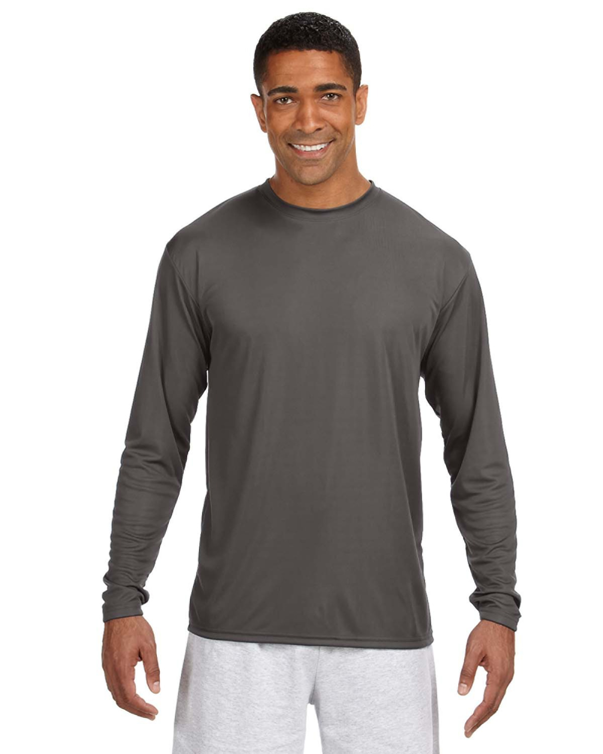 A4 N3165 Men's Long Sleeve T-Shirt