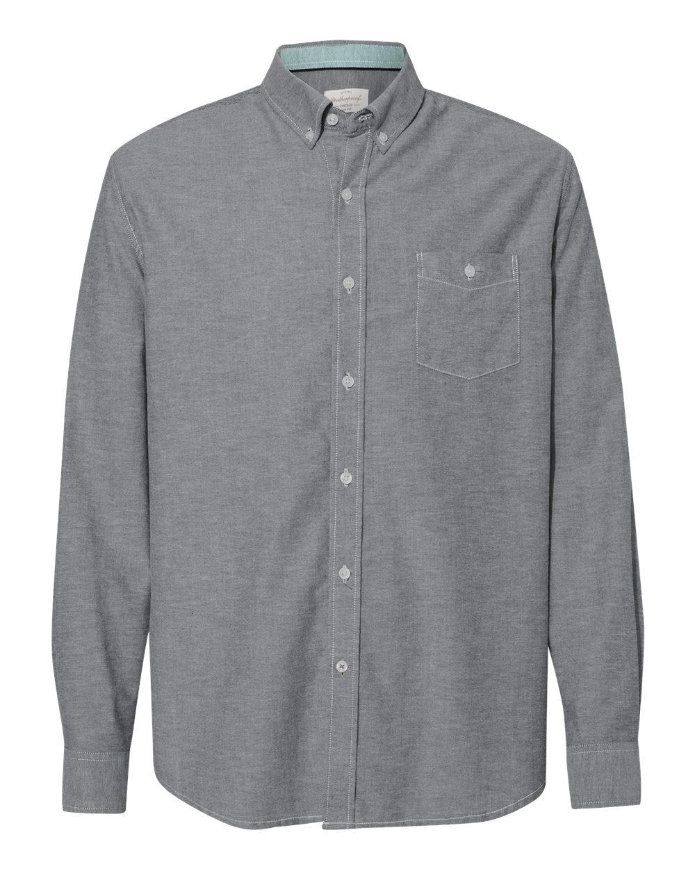 Vintage Stretch Brushed Oxford Shirt