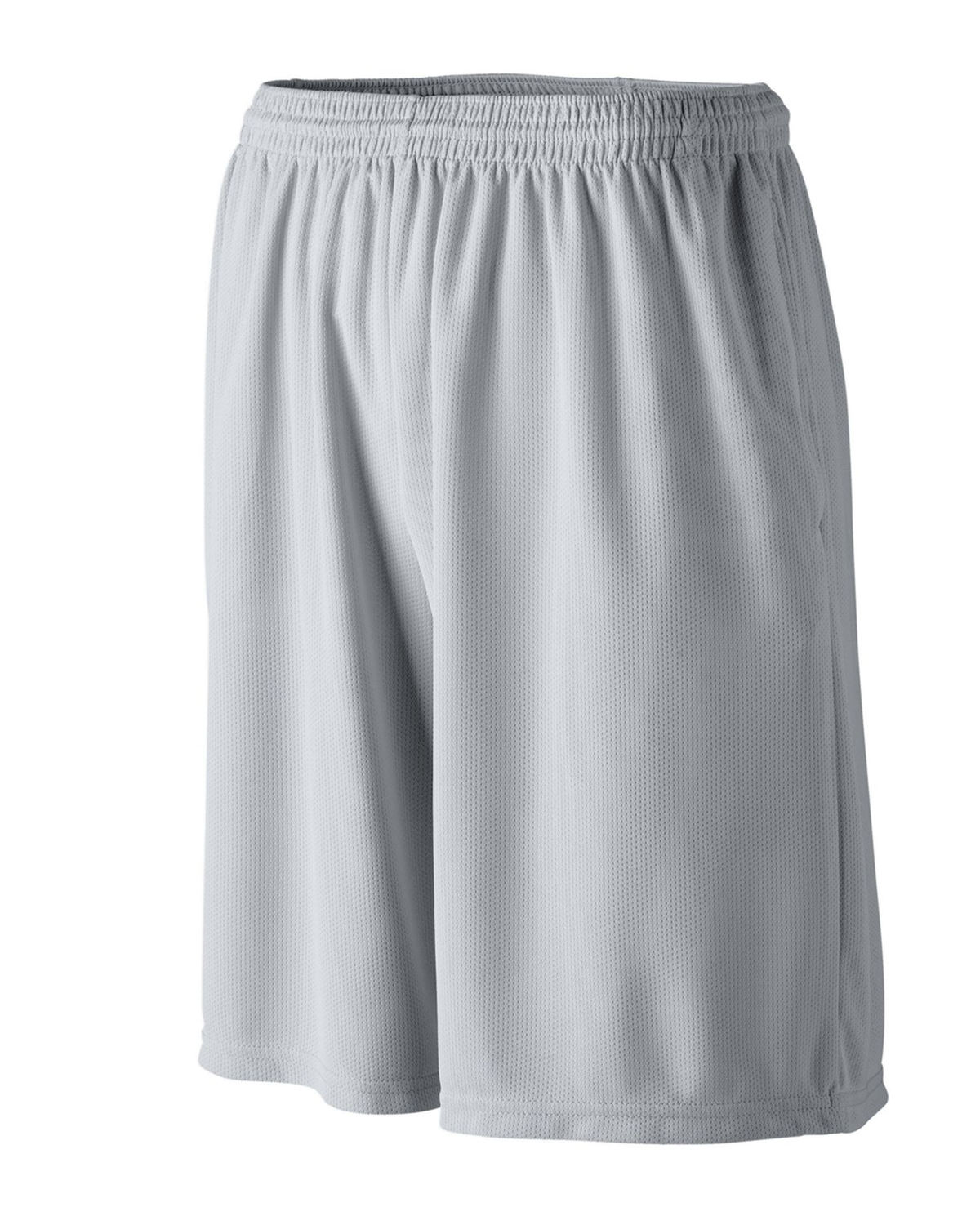 Longer Length Wicking Short with Pockets