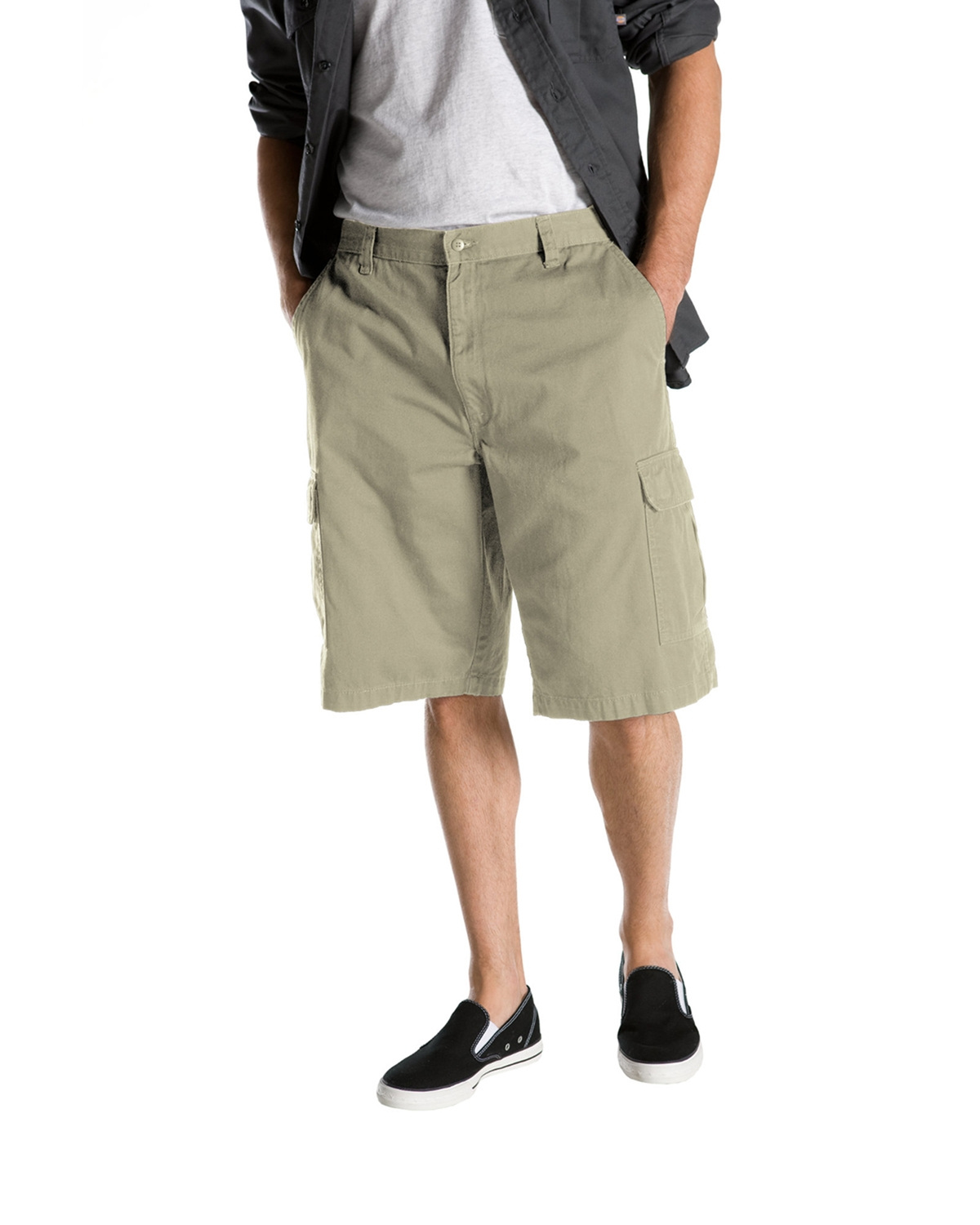 "8.5 oz. 13"" Loose Fit Cargo Short"
