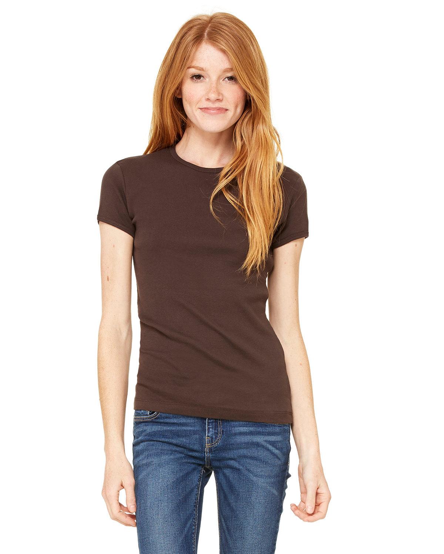 Ladies' Baby Rib Short-Sleeve T-Shirt