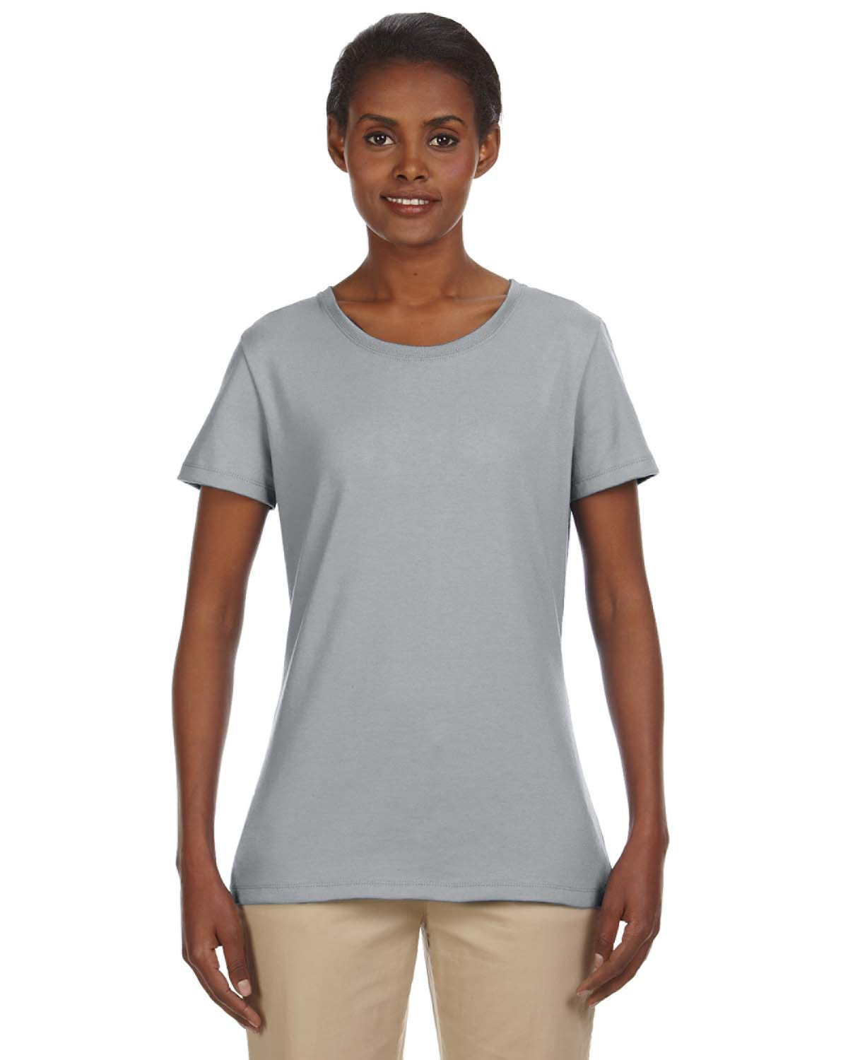 Ladies' 5.6 oz. DRI-POWER® ACTIVE T-Shirt