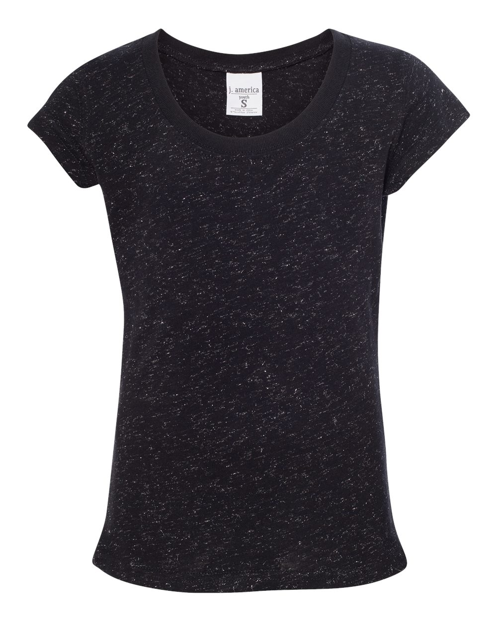 Youth Glitter Short Sleeve T-Shirt