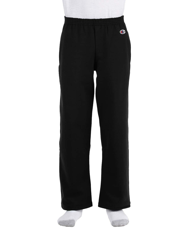 Youth 9 oz. Double Dry Eco® Open-Bottom Fleece Pant