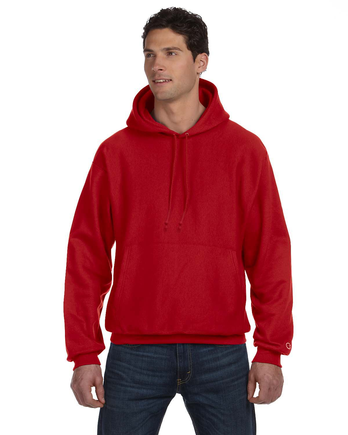 Adult Reverse Weave® 12 oz. Pullover Hood