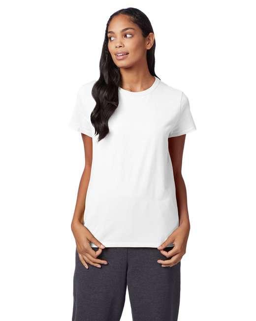 Ladies' 4.5 oz. 100% Ringspun Cotton Nano-T T-Shirt