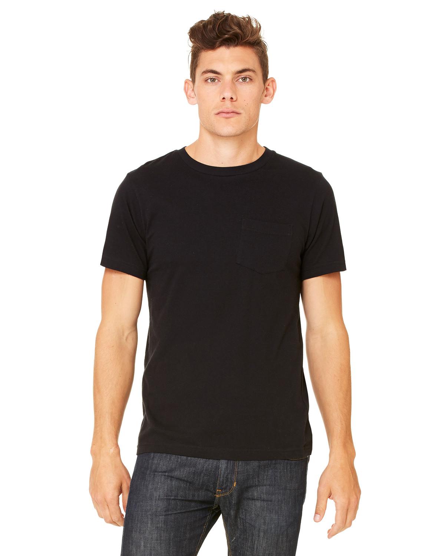 Men's Jersey Short-Sleeve Pocket T-Shirt