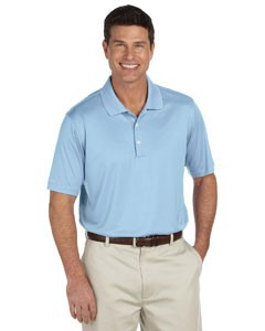 Men's Performance Interlock Solid Polo