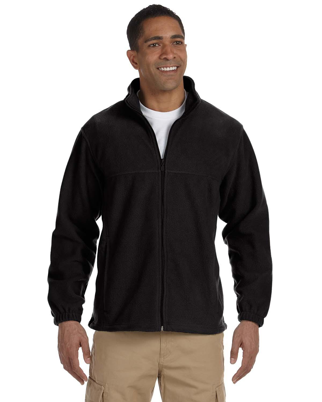 Men's 8 oz. Full-Zip Fleece