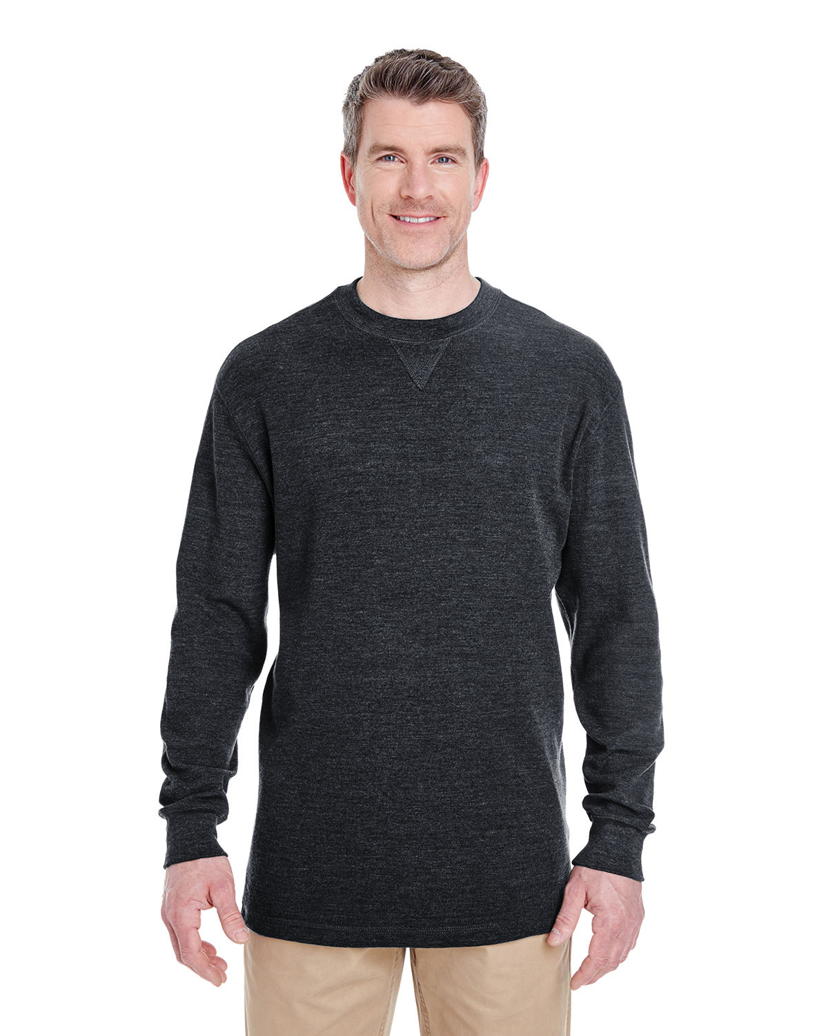 Adult Mini Thermal Crewneck