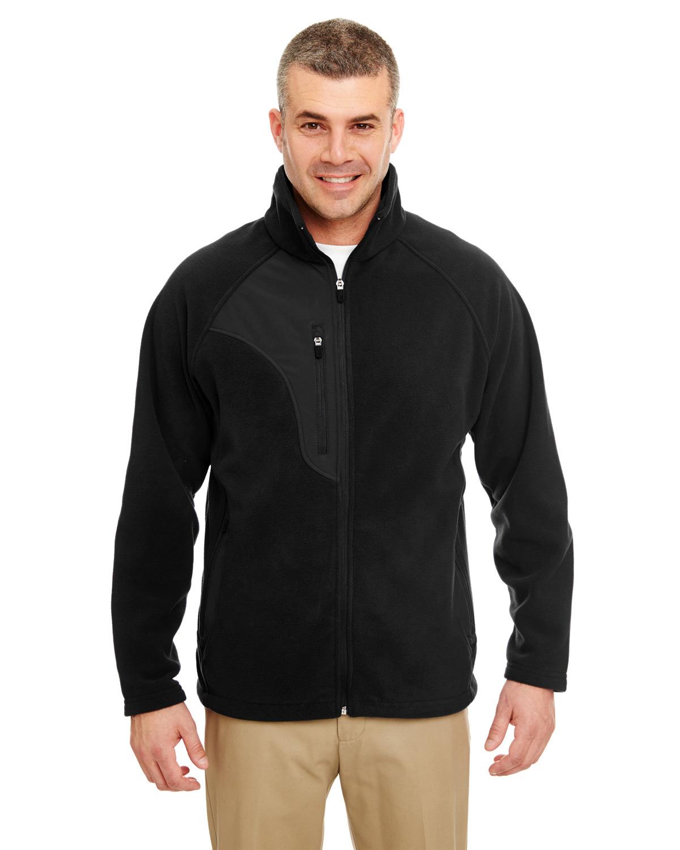 Men's Microfleece Full-Zip Jacket
