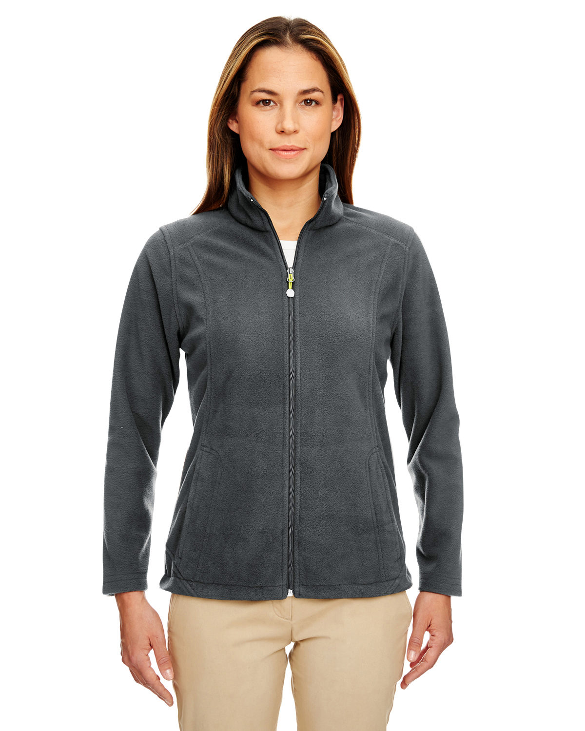 Ladies' Microfleece Full-Zip Jacket