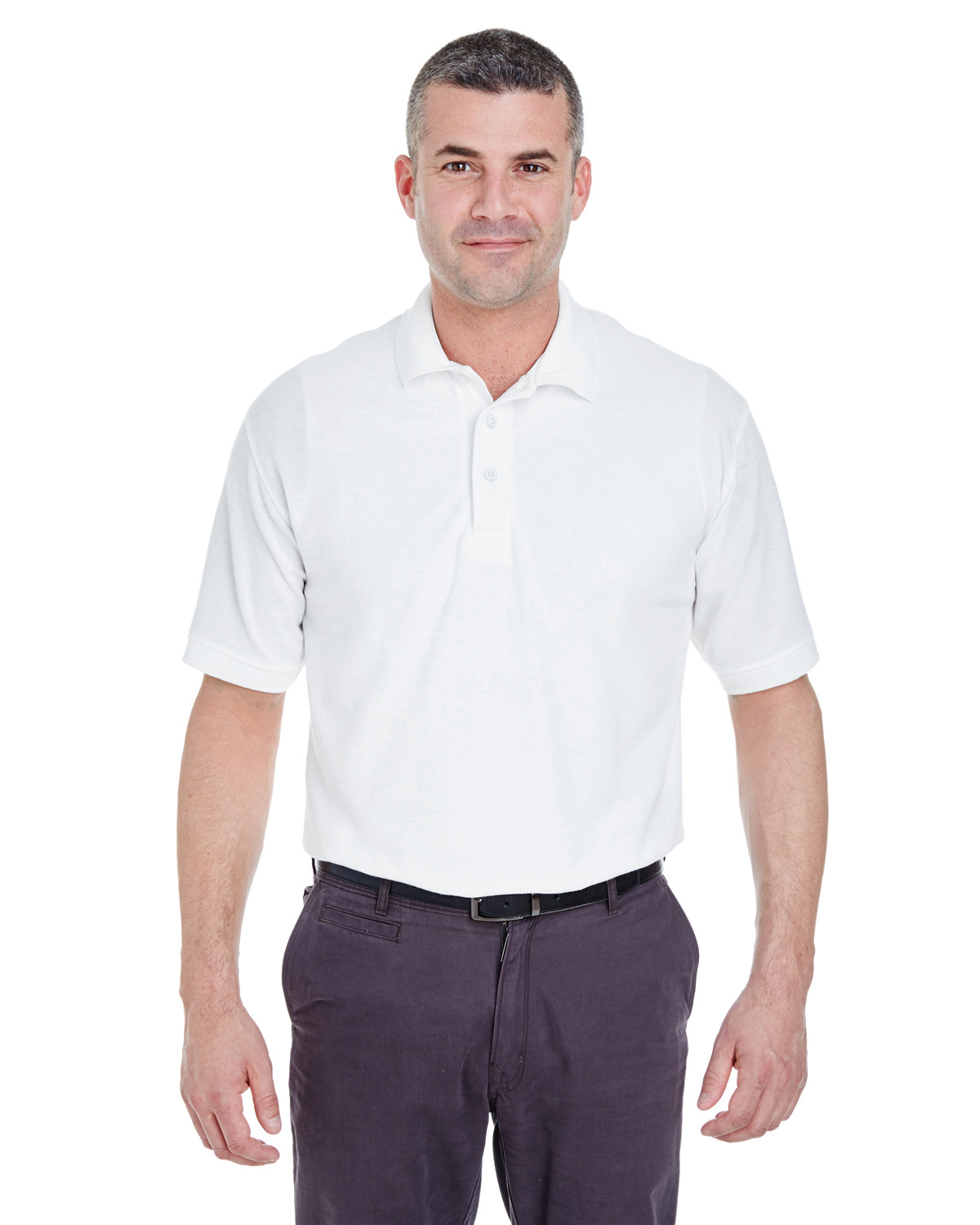 Men's Whisper Piqué Polo