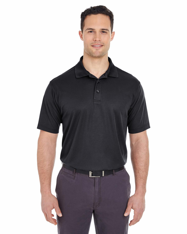 Men's Tall Cool & Dry Mesh Piqué Polo