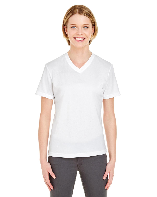 Ladies' Cool & Dry Sport V-Neck T-Shirt