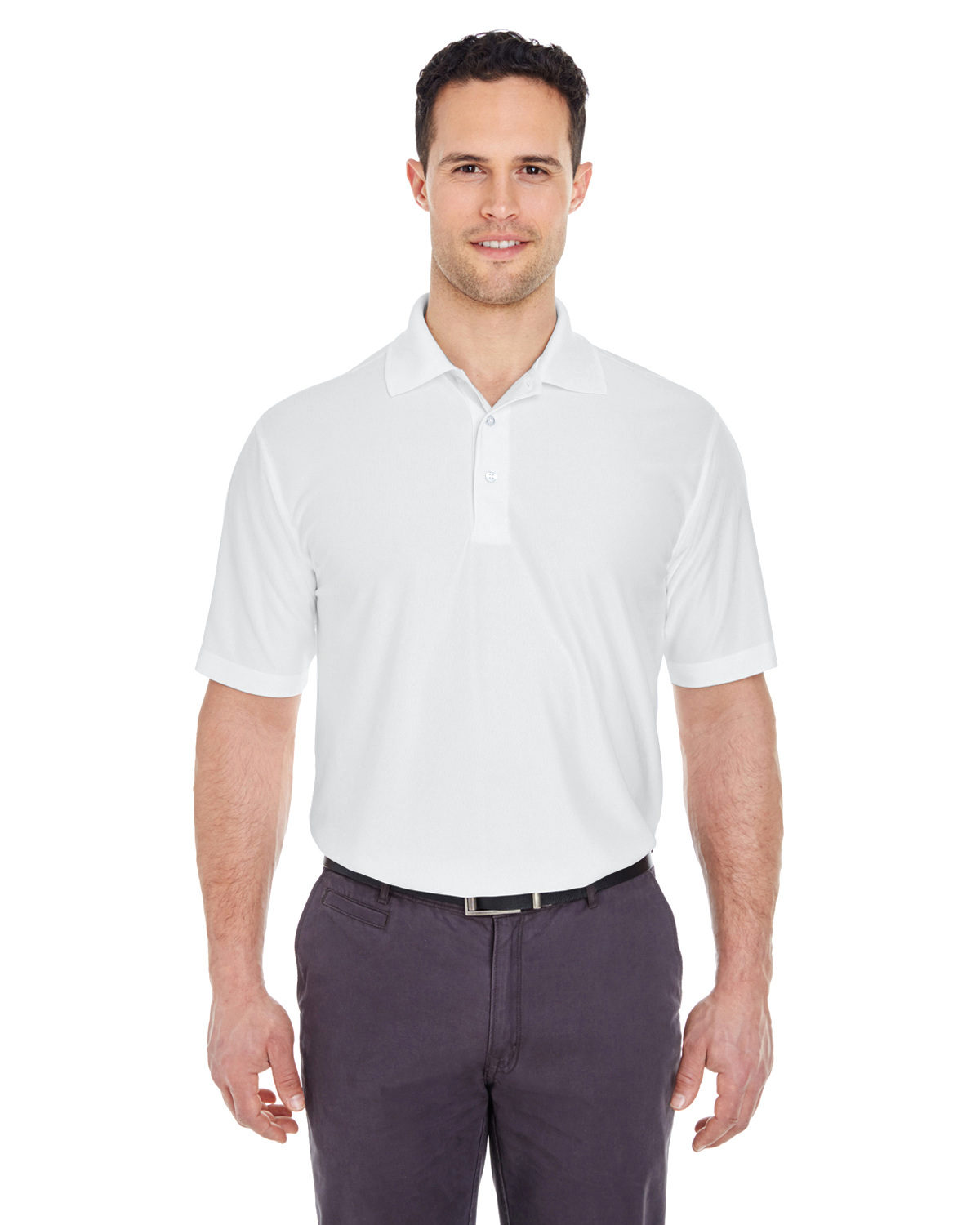 Men's Tall Cool & Dry Elite Performance Polo