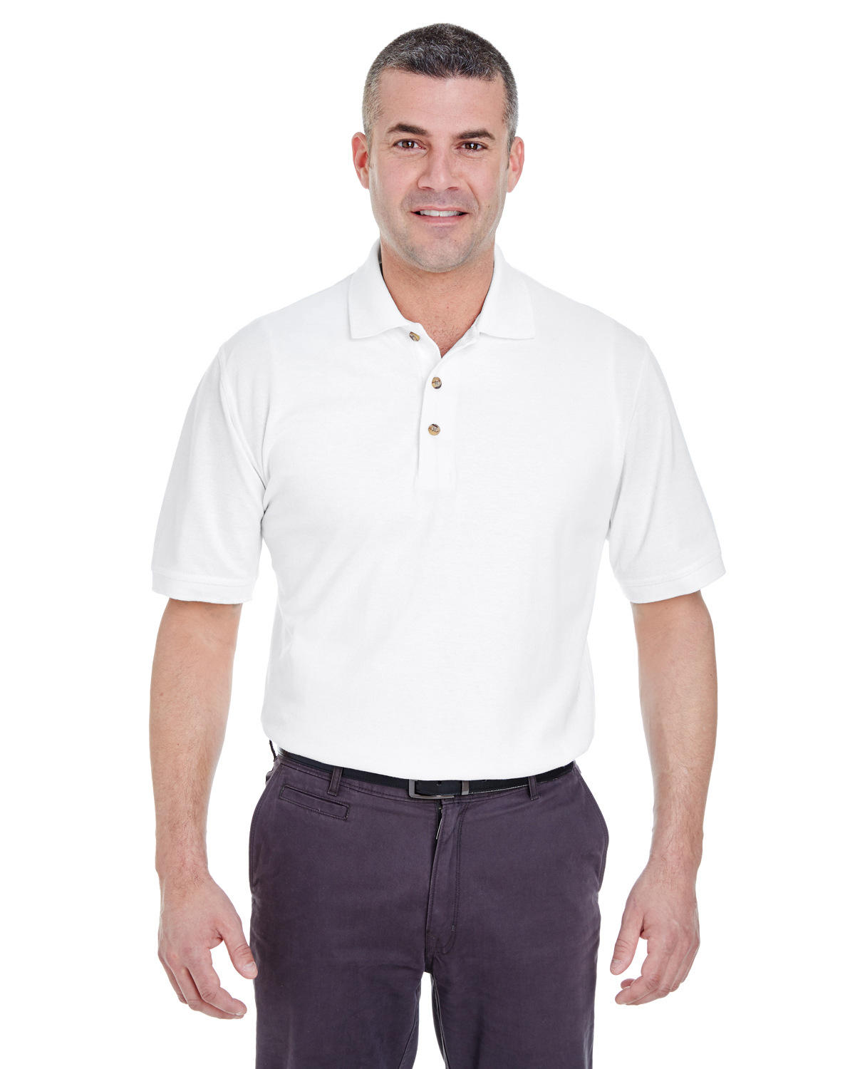 Men's Tall Classic Piqué Polo
