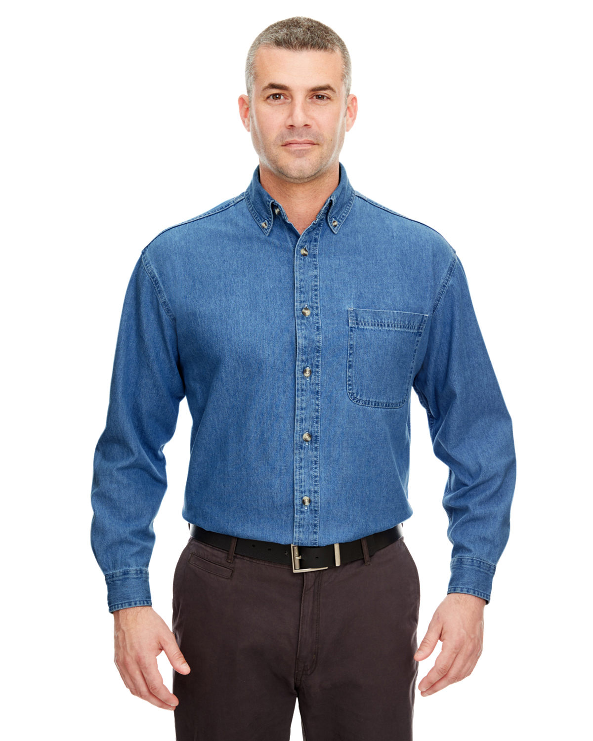 Men's Tall Cypress Denim with Pocket