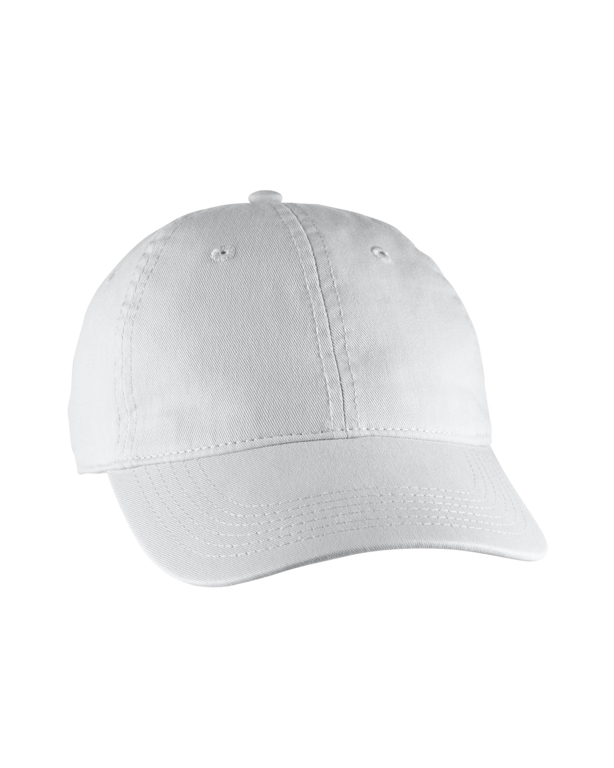 Direct-Dyed Canvas Baseball Cap