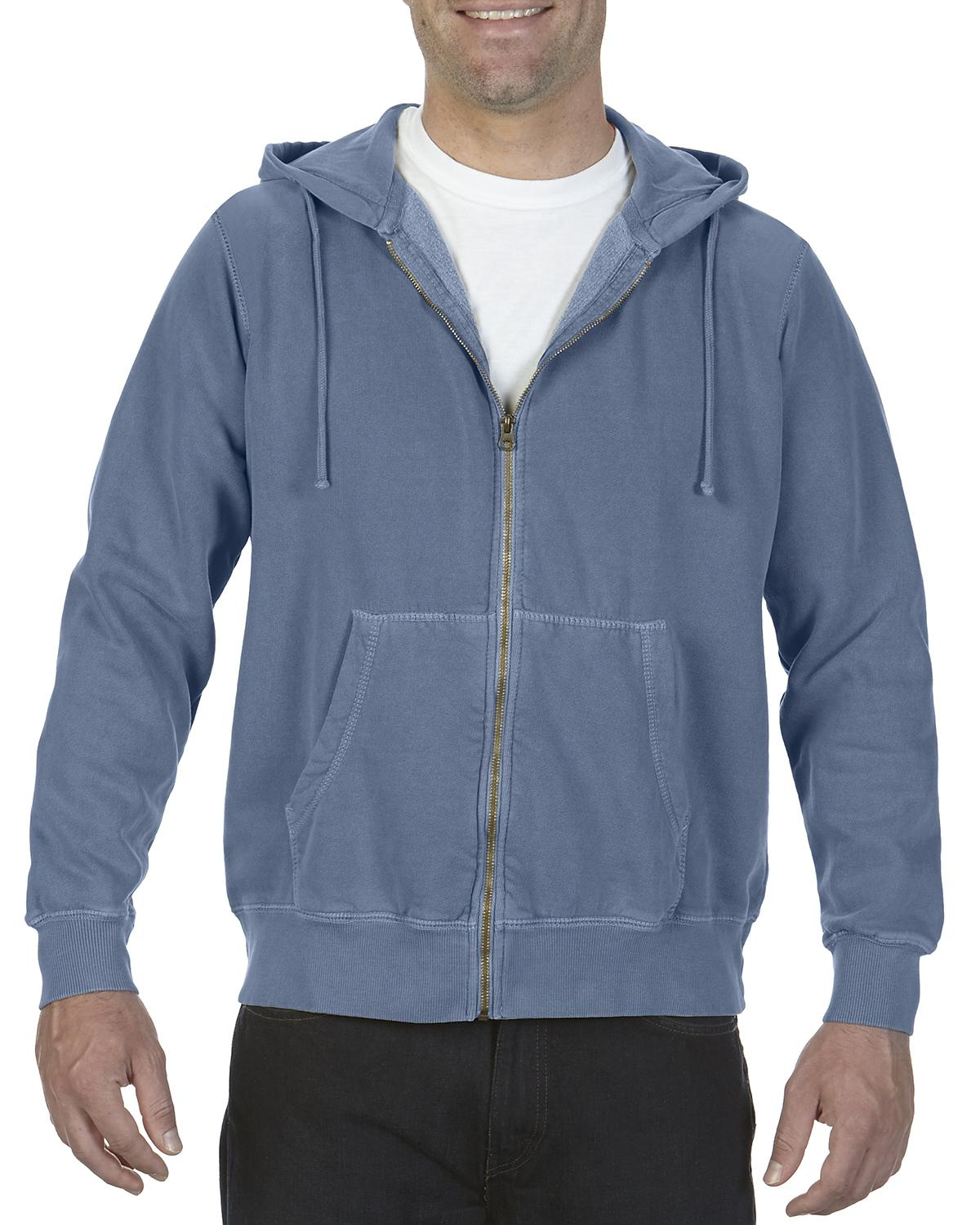 Adult Full-Zip Hooded Sweatshirt