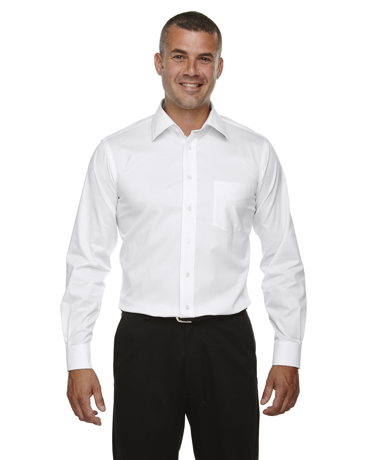 Men's Tall Crown Collection™ Solid Stretch Twill