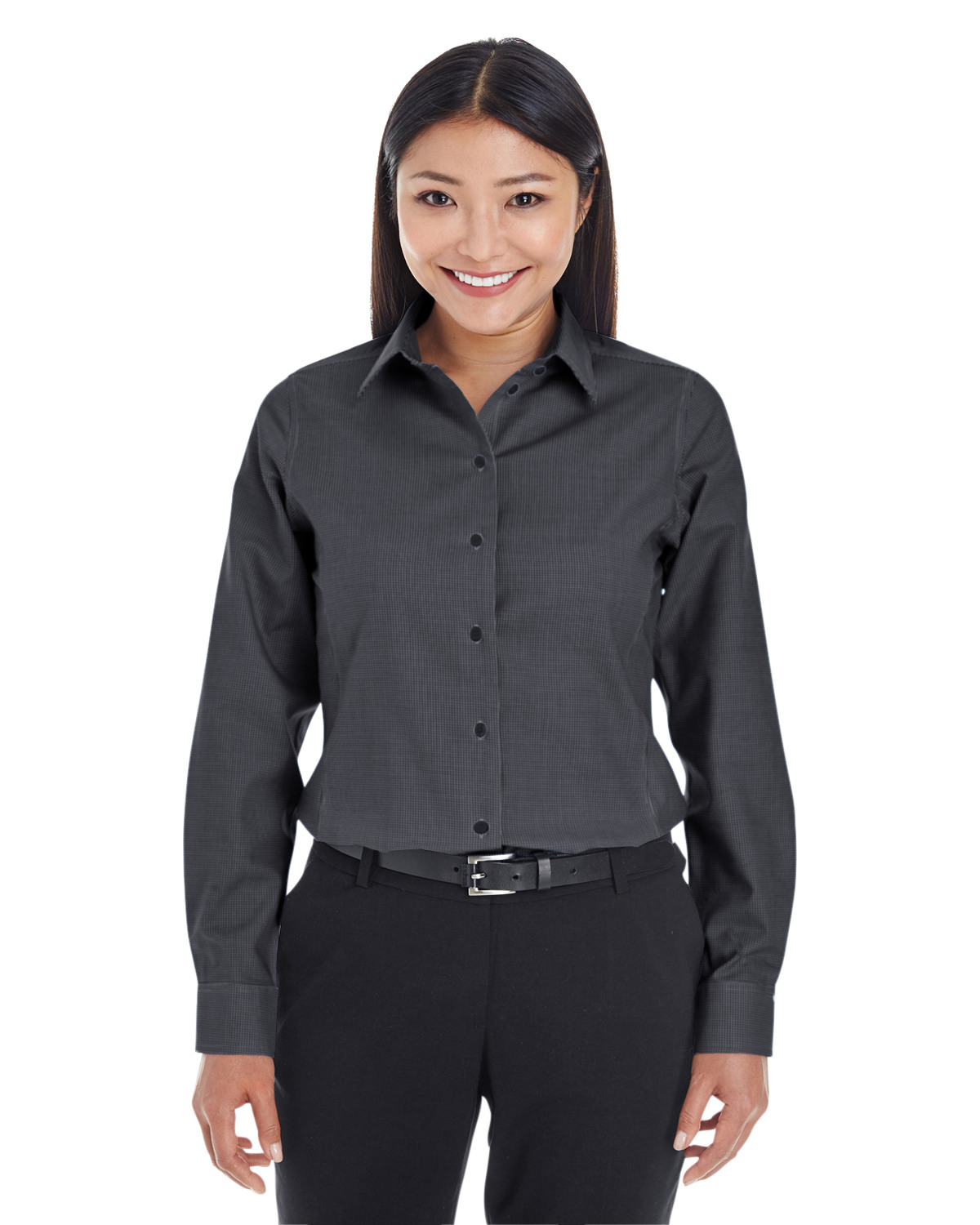 Ladies' Crown Collection™ Royal Dobby Shirt